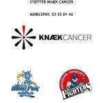 Støt KNÆK CANCER sammen med support